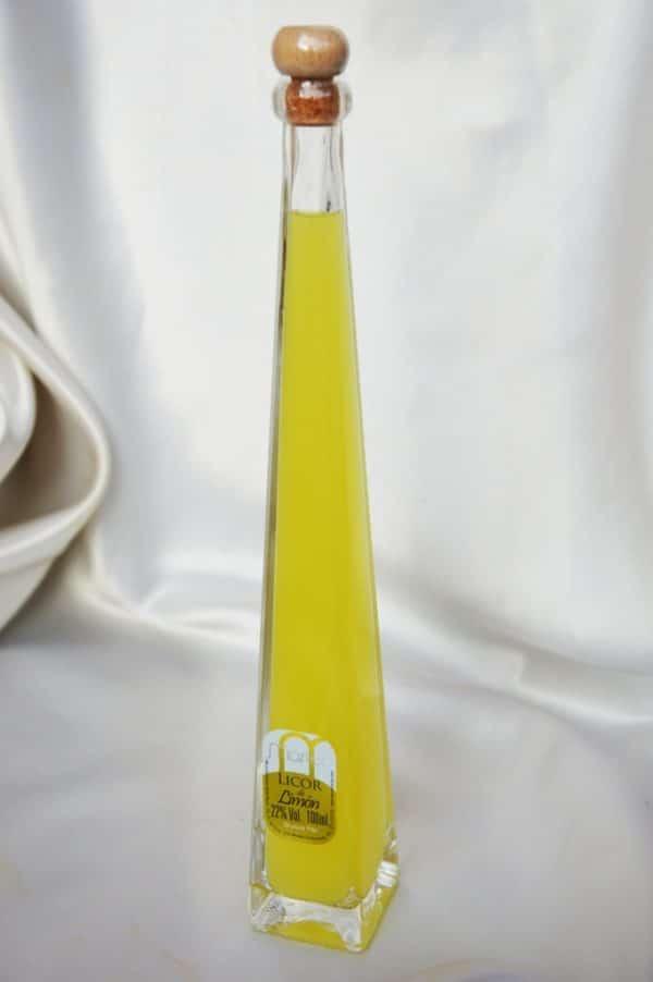 Botellita de Licor de Limón Flecha 100ml